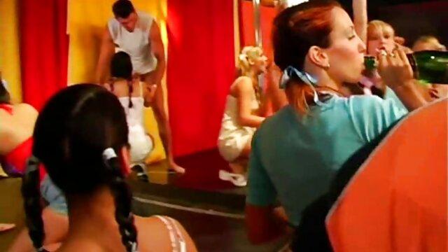 Teen Megan DP + baise de film porno français stream visage